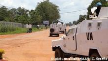 Zentalafrikanische Republik UN Mission MINUSCA