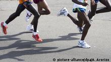 Leichtathletik - Der 22. Los Angeles Marathon 2007