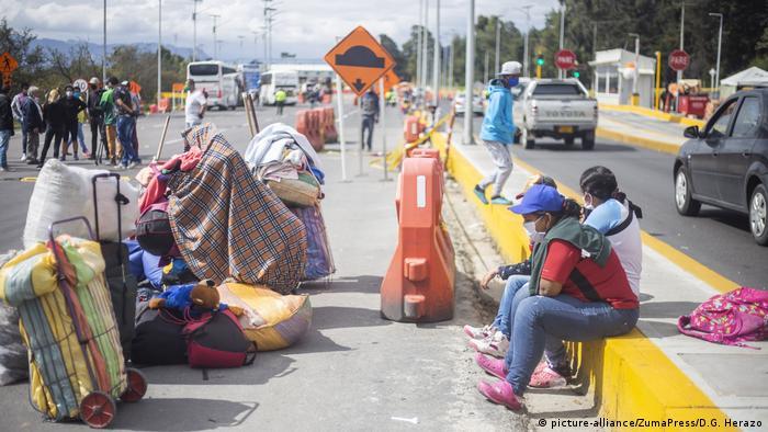 La crisis humanitaria en el país caribeño ha provocado el exilio de 5,5 millones de venezolanos desde 2017, de los que 85% ciento permanece en Latinoamérica.