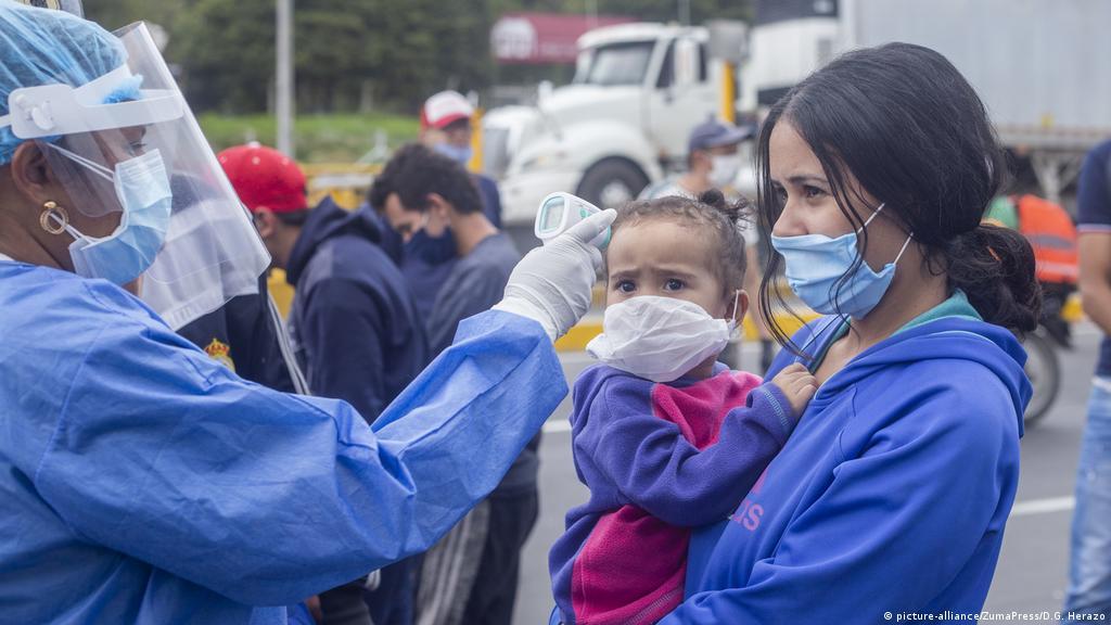 COVID-19 en Venezuela: lo peor aún está por venir   Las noticias y análisis más importantes en América Latina   DW   22.05.2020