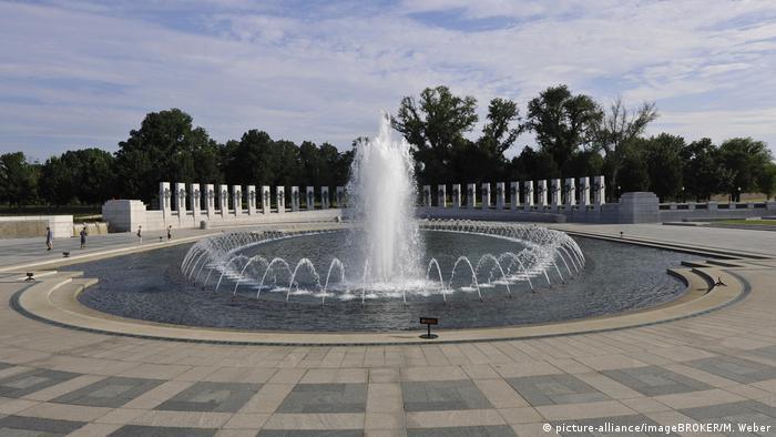 Національний меморіал Другої світової війни у Вашингтоні, округ Колумбія, США