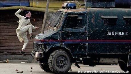 Indian-administered Kashmir has been facing a violent insurgency since the early 1990s