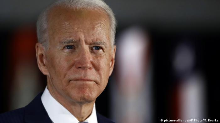 Ex-vice-presidente dos EUA, Joe Biden