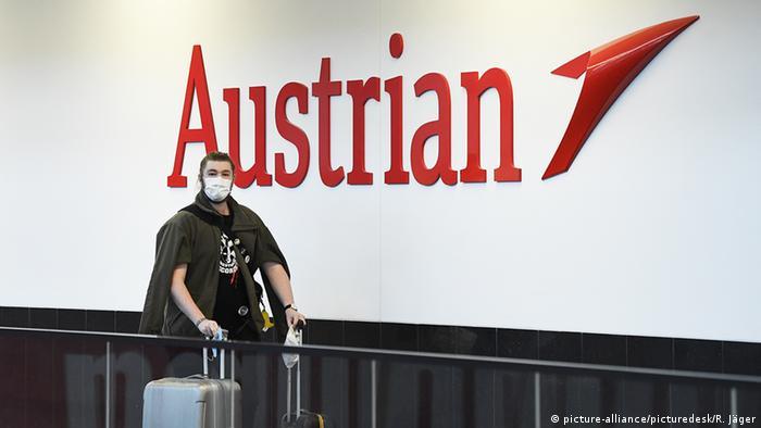 В Венском международном аэропорту