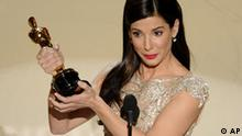 Oscarverleihung 2010 Sandra Bullock Beste Schauspielerin Hauptrolle