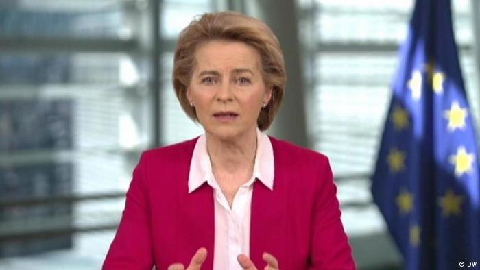 Ursula von der Leyen în interviul acordat DW