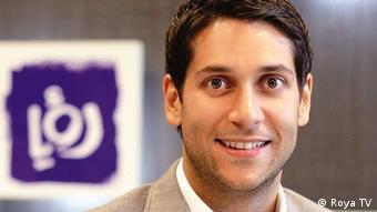 المدير العام لقناة رؤيا الأردنية فارس الصايغ