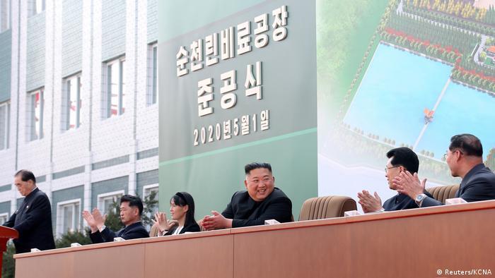 Nordkorea veröffentlicht Bilder von Kim Jong-Un