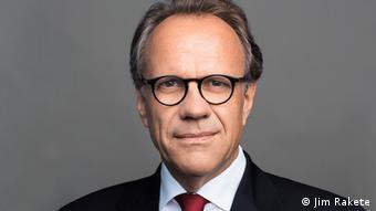 Peter Ruhenstroth-Bauer Geschäftsführer der UNO-Flüchtlingshilfe