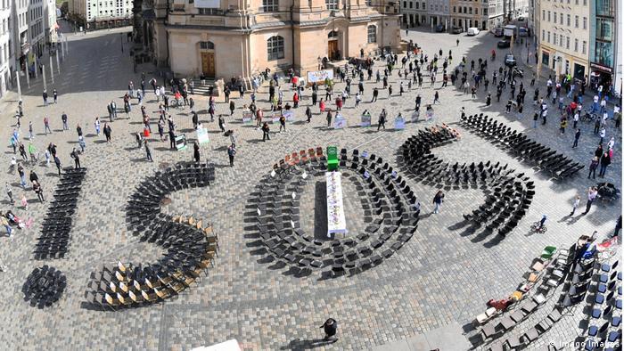 BdTD - Deutschland Dresden Gastronomen rufen SOS (Imago Images)