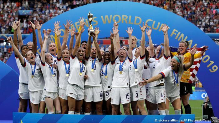 Fußball-WM der Frauen 2019   Team USA