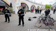 Deutschland Berlin | Angriff auf ZDF-Team, heute-show | Abdelkarim