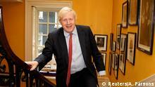 UK Boris Johnson und Carrie Symonds benennen Sohn nach Ärzten