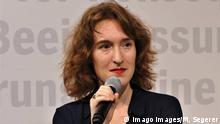 BG Schriftstellerinnen in der Corona-Pandemie | Nora Bossong