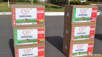 Препарат Covid Organics из Мадагаскара заказали многие африканские страны