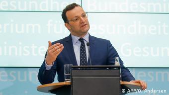 Министр здравоохранения ФРГ Йенс Шпан