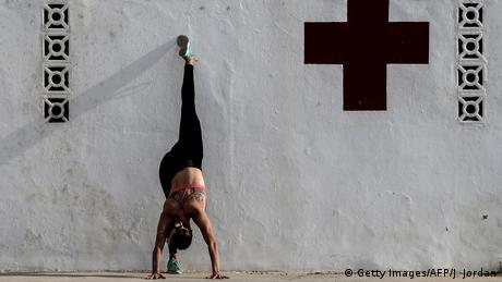 BdTD - Spanien | Sport im freien wieder erlaubt (Getty Images/AFP/J. Jordan)
