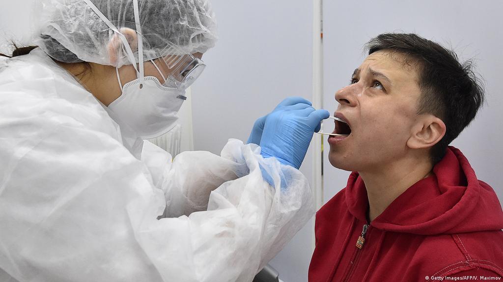 Новые данные о тестах на коронавирус: что нужно знать | События в ...