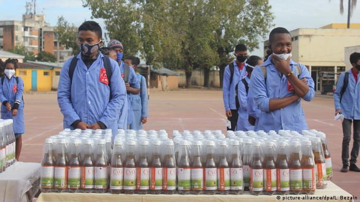 Madagaskar Corona-Pandemie | Covid Organics
