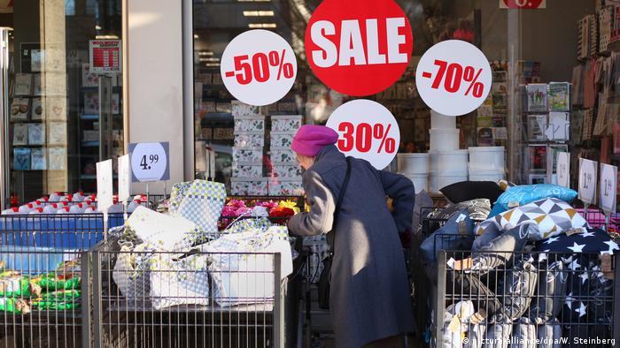 Nie tylko w branży odzieżowej obniżki cen są drastyczne