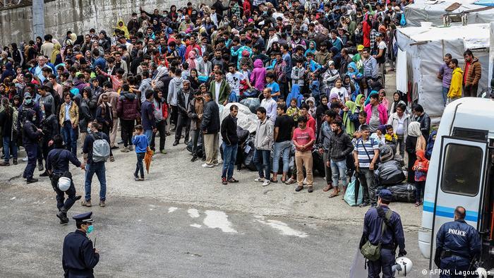 سازمان ملل: شمار پناهجویان در سال ۲۰۲۰ به ۸۰ میلیون نفر رسید
