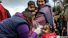 Griechenland Corona-Pandemie | Hunderte können Camp Moria verlassen