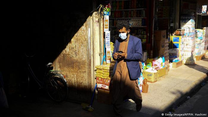 Afghanistan Herat Coronavirus