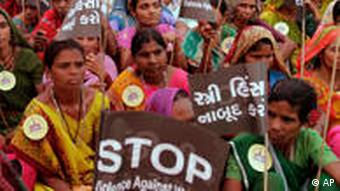Weltfrauentag Indien