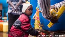 Kenia | Corona Händehygiene in Slums