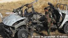 Irak Angriff des IS