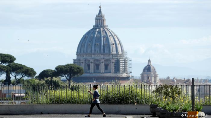 Italien Coronavirus (Reuters/R. Casilli)