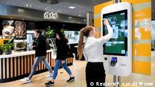 Niederlande | Coronavirus | McDonald`s | Arnhem