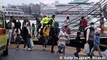Griechenland | Migranten aus Moria werden aufs Festland verlegt