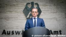 Heiko Maas (SPD), Außenminister