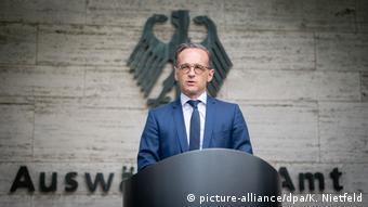 Le ministre des Affaires étrangères soutient la présence militaire allemande au Mali