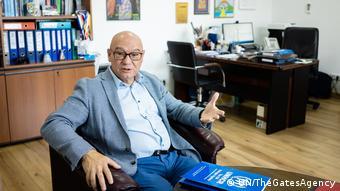 Руководитель представительства Управления Верховного комиссара ООН по делам беженцев в Украине Пабло Матеу