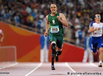 O Mundial de Atletismo deste ano é apenas mais uma etapa. Pistorius almeja participar em 2012 das Olimpíadas em Londres e das Paraolimpíadas