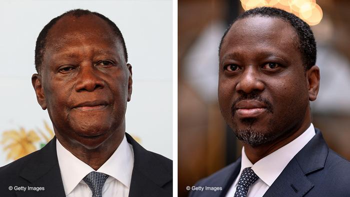 Guillaume Soro et Alassane Ouattara se regardent aujourd'hui en chiens de faïence