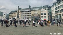 Bonn Demo #Wir haben Platz