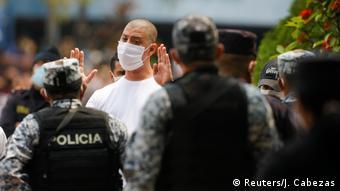 El Salvador Coronavirus Protest