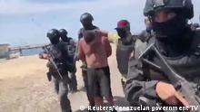 Venezuela Söldnereinfall