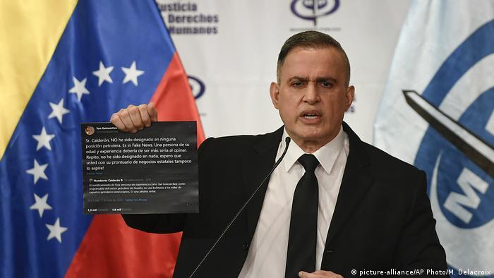 Venezuela PK Tarek William Saab