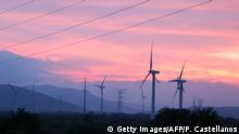 Global Ideas Mexiko Windenergie