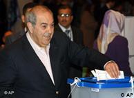 اياد علاوي  زعيم القائمة العراقية، هل سيكون رئيس الحكومة القادمة؟