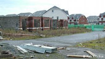 Half-built housing