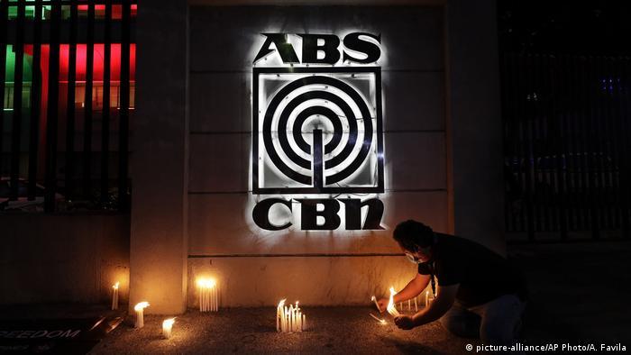 Philippines TV Sender Schließung ABS-CBN