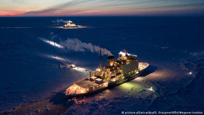 Expedition Polarstern 2020