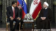 Iran Tehran | Präsidenten| Saadabad Palace