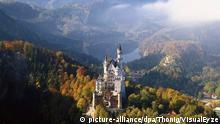 Deutschland Reise |Schloss Neuschwanstein, Bayern