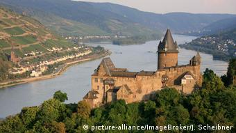 Burg Stahleck, Rheinland-Pfalz